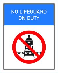 no life guard on duty - nexus life coaching