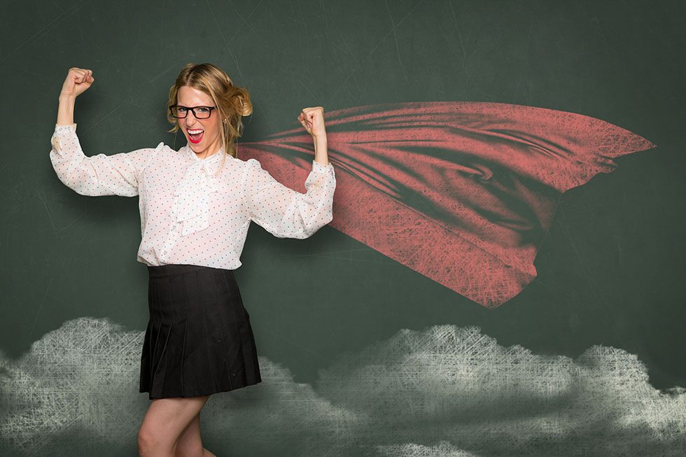 nexus life coaching superwoman