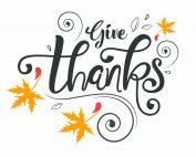 Being Thankful - Nexus Life Coaching